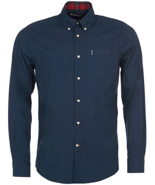 Men's Barbour Cameron Tailored Shirt - Navy