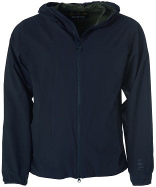 Men's Barbour Parla Waterproof Jacket - Navy