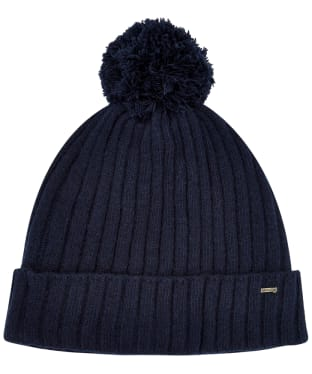 Dubarry Stewart Bobble Hat - Navy