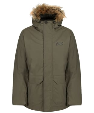 Men's Helly Hansen Classic Waterproof Parka Jacket - Beluga
