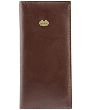 Men's Le Chameau License Wallet - Marron Fonce