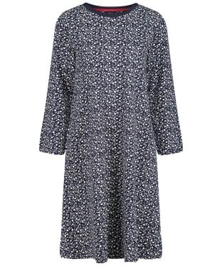 Women's Joules Layla Print Dress - Navy Ditsy