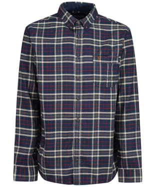 Men's Joules Buchannan Classic Shirt - Brown Check