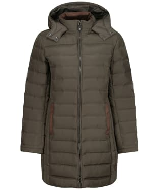 Women's Dubarry Ballybrophy Quilted Jacket - Smoke