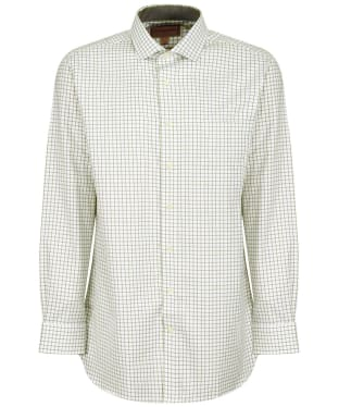 Men's Schoffel Cambridge Tailored Shirt - Olive