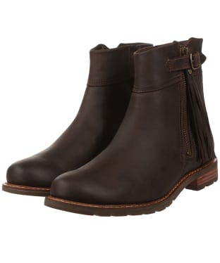 Women's Ariat Abbey Waterproof Boots - Mocha