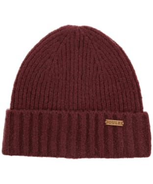 Men's Joules Bamburgh Knitted Hat - Fig