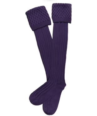 Pennine Chelsea Socks - Wild Heather