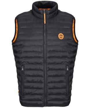 Men's Timberland Axis Peak Packable Vest - Black