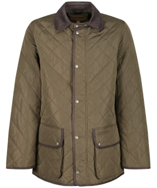 Men's Schoffel Barrowden Quilted Jacket - Olive