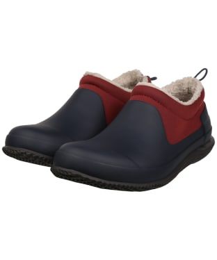 Men's Hunter Original Sherpa Shoes - AUTUMN STN/DELT
