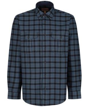 Men's Schoffel Tollymore Utility Shirt - Navy
