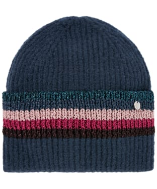 Women's Joules Vinnie Luxe Hat - French Navy