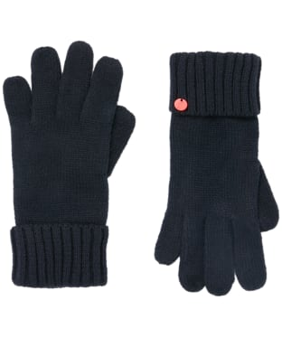 Women's Joules Joanie Gloves - French Navy