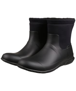 Men's Hunter Original Sherpa Boots - Black