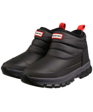 Women's Hunter Original Insulated Snow Ankle Boots - Black
