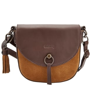 Women's Dubarry Crossgar Saddle Bag - Camel