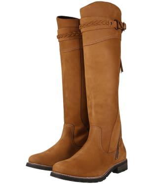 Women's Ariat Alora Boots - Chestnut