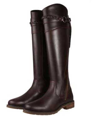 Women's Ariat Alora Boots - Cordovan