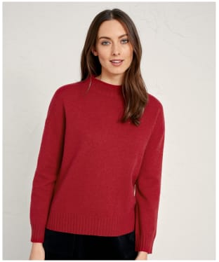 Women's Seasalt Trevorrow Jumper - Dahlia