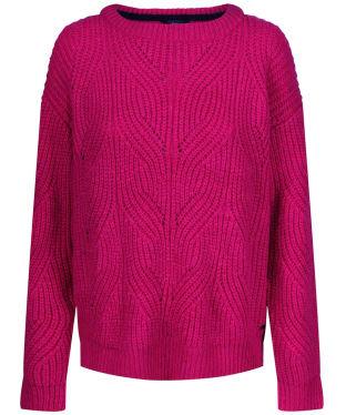 Women's Joules Clover Jumper - Pink