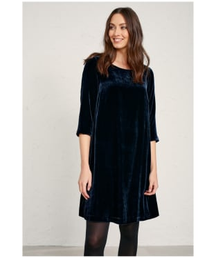 Women's Seasalt Boscawenun Dress - Midnight