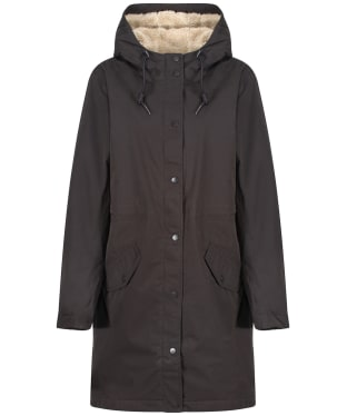 Women's Seasalt Plant Hunter 2 Waterproof Coat - Slate
