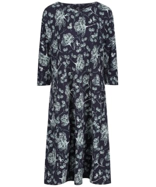 Women's Seasalt Chapel Cliff Dress - Passmore Foliage Raven