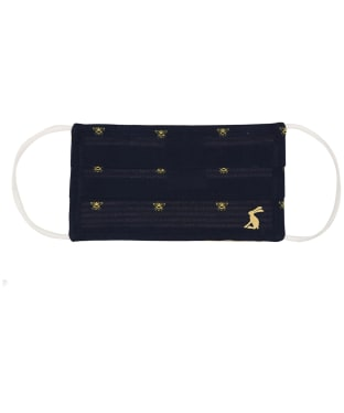 Joules Reversible Face Covering - Navy Bee