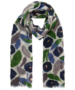 Women's Seasalt Pretty Printed Scarf - Collage Bloom Sailor