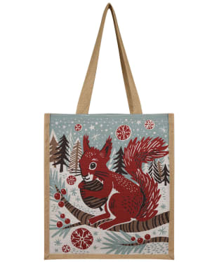 Women's Seasalt Jute Shopper - Red Squirrel
