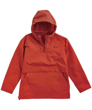 Boy's Barbour Alnot Casual Jacket – 6-9yrs - Sunset Orange