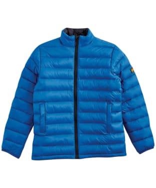 Boy's Barbour International Summer Impeller Quilt – 6-9yrs - True Blue