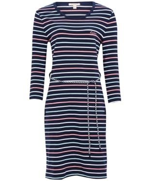 Women's Barbour Applecross Dress - New Navy