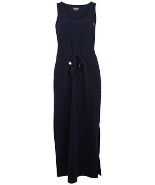 Women's Barbour International Qualify Dress - Navy