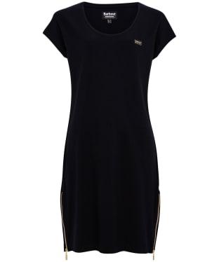Women's Barbour International Pace Dress - Black