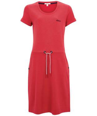 Women's Barbour Baymouth Dress - Ocean Red