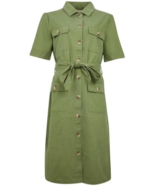Women's Barbour Victoria Utility Dress - Sage