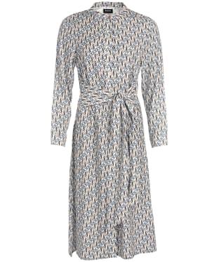 Women's Barbour Highlands Dress - Cloud