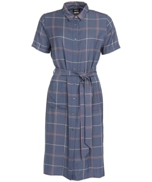 Women's Barbour Brunswick Dress - Blue