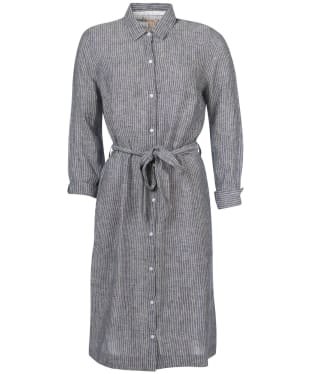 Women's Barbour Tern Dress - Navy