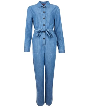 Women's Barbour Tynemouth Jumpsuit - Authentic Wash