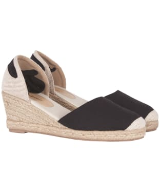 Women's Barbour Amara Wedges - Black