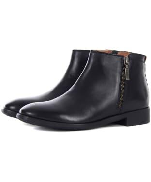 Women's Barbour Emma Boots - Black