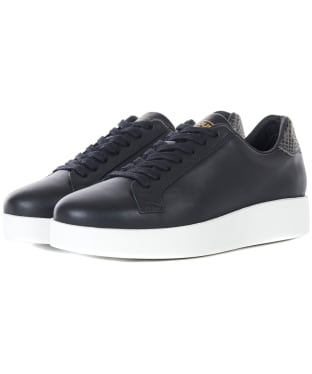 Women's Barbour International Bianca Trainers - Black