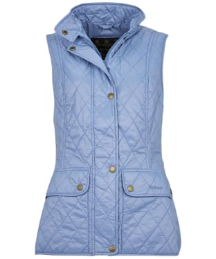 Women's Barbour Otterburn Gilet - Blue Mist