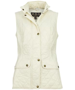 Women's Barbour Otterburn Gilet - Summer Pearl