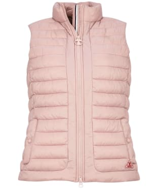 Women's Barbour Runkerry Gilet - Blusher