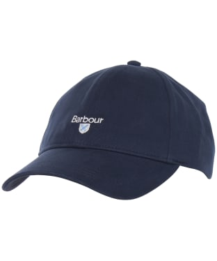 Women's Barbour Borthwick Sports Cap - Navy