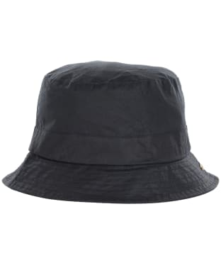 Women's Barbour Lightweight Wax Hat - Royal Navy